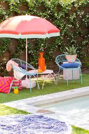 diy beach umbrella diy ideas for summer beach days and other fun