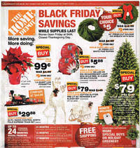 home depot black friday 2014 ad scan