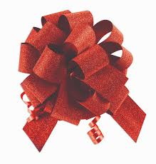 christmas gift bows 10 pack 5 no mess diamond glitter pull bows pew wedding christmas