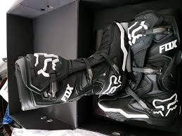 motocross boots size 9 fox comp 8 mx boots size 9 in south woodham ferrers essex gumtree