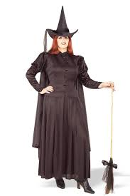 costume of witch full figured classic witch costume classic halloween