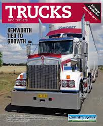 kenworth trucks bayswater trucks and trailers november 2015 low res by mcpherson media