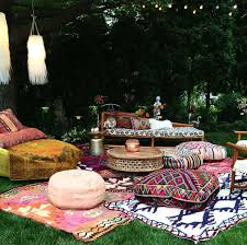 Outdoor Garden Design Ideas 28 Absolutely Dreamy Bohemian Garden Design Ideas