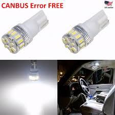 Led Lights Bulbs by Jdm Astar Map Trunk Cargo White Led Lights Bulbs 194 168 2825 175