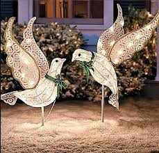 Christmas Decorations Outdoor Angel by Outdoor Angel Christmas Decorations 93 Outdoor Angel Christmas