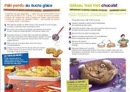 recette de cuisine pour les enfants le p patissier un livre de recettes gratuit pour cuisiner