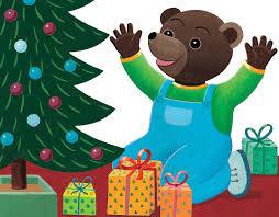 Des idées de cadeaux de Noël Petit Ours Brun pour les enfants   L