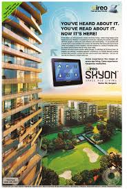Realtyheights Faqs by Today U0027s News Ireo Skyon Launched In Gurgaon Ireo India U0027s