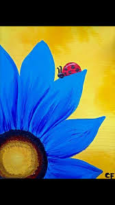 spring painting ideas simple canvas paintings easy acrylic for kids easymeworld an