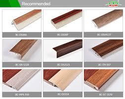 Laminate Flooring Skirting Board Trim by Plastic Profile Pvc Wall Skirting Board For Lvt Flooring Buy