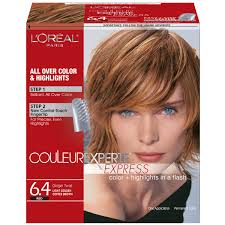 golden apricot hair color l oreal couleur experte hair color light golden copper brown