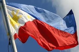 Philippines Flag Largest Most Detailed Philippines Map And Flag U2013 Travel Around The