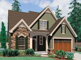 simple 2 story cottage style house plans house style design