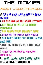 the phrases