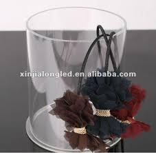 headband stand custom clear acrylic headband holder custom clear acrylic