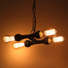 Hanging Bar Lights by Online Get Cheap Industrial Pendant Lighting Aliexpress Com