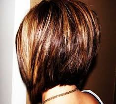 pictures of bob haircuts front and back for curly hair short stacked bob haircut back view popular long hairstyle idea