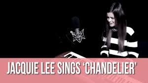 Chandelier Sia Cover Jacquie Lee U0027chandelier U0027 Sia Cover Youtube