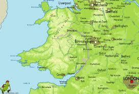 Bristol England Map by Way
