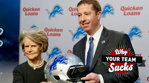 Why Does Detroit And Dallas Play On Thanksgiving Why Your Team 2016 Detroit Lions