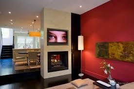 red color interior decoration versatility of red shades