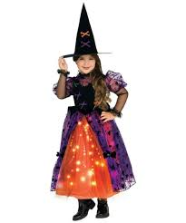 fiber optic pretty witch kids halloween costume girls costumes