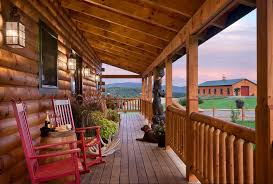 Log Home Decorating 10 Things To Know About Building A Log Home Home Bunch