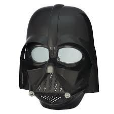 darth vader halloween costume child amazon com star wars darth vader helmet toys u0026 games