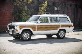 jeep wagoneer 1989 modified engine 1989 jeep grand wagoneer for sale
