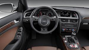 2012 audi wagon audi a4 gets mild updates for 2013 autoweek