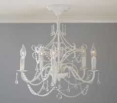 Chandelier For Kids Room by Mia Flushmount Chandelier Pottery Barn Kids