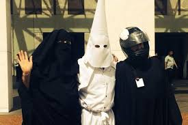 Kkk Halloween Costumes Guys Parliament House Niqab