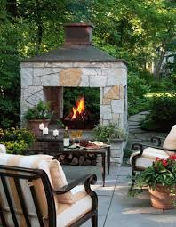 best outdoor modern rustic fireplace designs inspirations themsfly