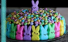 creative easter peeps cake ideas homemade recipes