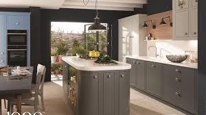 Kitchen With An Island La Medida Kitchens U0026 Bedrooms In Huddersfield U0026 Yorkshire