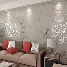 papier peint pour salon salle a manger papier peint design pour salon sur idees de decoration interieure