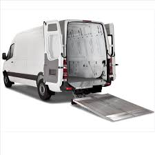 mercedes truck lifted liftgate tommy gate hydraulic lift for vans inlad truck u0026 van