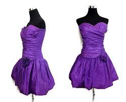 80 s prom dresses for sale cij sale vintage 80s prom dress strapless 80s mini dress purple