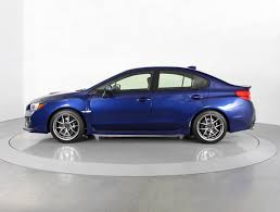 subaru impreza wrx 2016 used 2016 subaru wrx sti limited sedan for sale in west palm fl