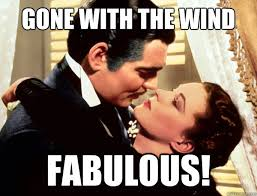 Gone With The Wind Meme - 21 different types of boners men s trait