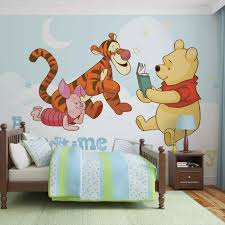 disney winnie pooh piglet tigger wall paper mural buy at europosters price from