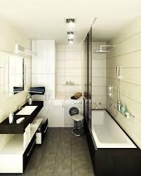 fancy narrow bathroom floor cabinet and small narrow bathroom