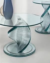 couchtisch glas design simple couchtisch glasplatte verchromtes