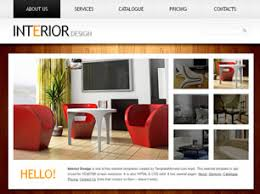 interior decorating websites interior design free website template free css templates free css