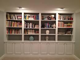 Built In Bookshelves For Living Room Modern Open Bookshelf With Shelves 800 X 800 Cool Minimalist