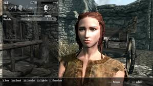 skyrim hair changer skyrim nexus mods and community