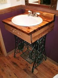 Vanity For Bathroom Sink 10 Creative And Repurposed Ideas For Alternative Bathroom Vanities