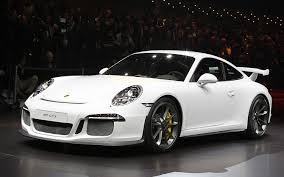 Report Porsche 911 Gt3 Rs Due Early 2014 No Manual Transmission
