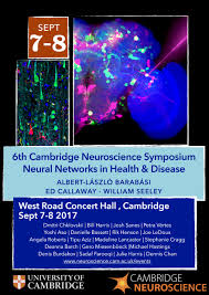 cambridge neuroscience event neural networks in health and disease