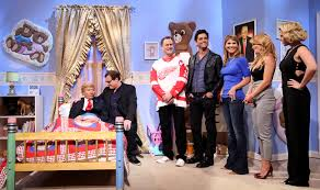 fuller house u0027 donald trump jimmy fallon learns how to make